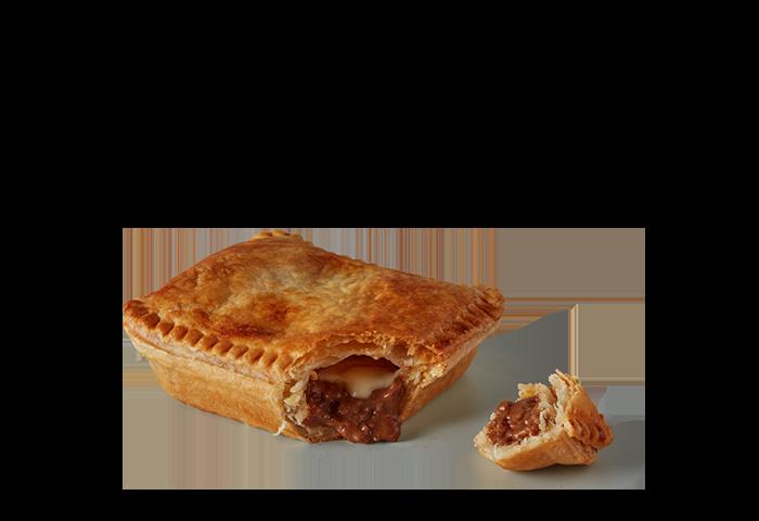 Georgie Pie: Steak Mince 'N' Cheese | McDonald's New Zealand
