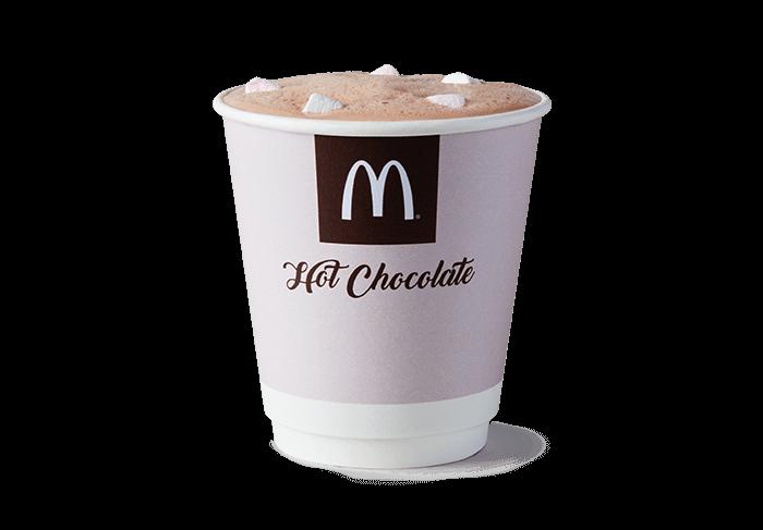 Hot Chocolate Mcdonalds New Zealand