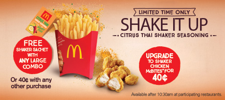 Mcdonalds.co.nz coupons
