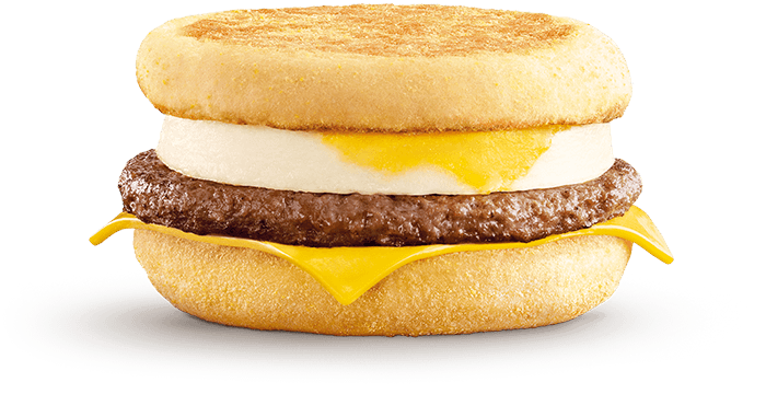 Sausage & Egg McMuffin® | McDonald's New Zealand