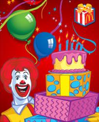 Birthday Parties McDonalds New Zealand