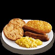 Kiwi Big Breakfast